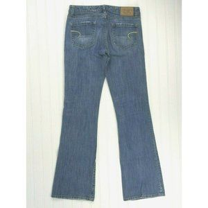 American Eagle Hipster Fit Jeans Womens 6 Long